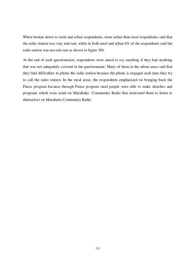 MCD FINAL REPORT