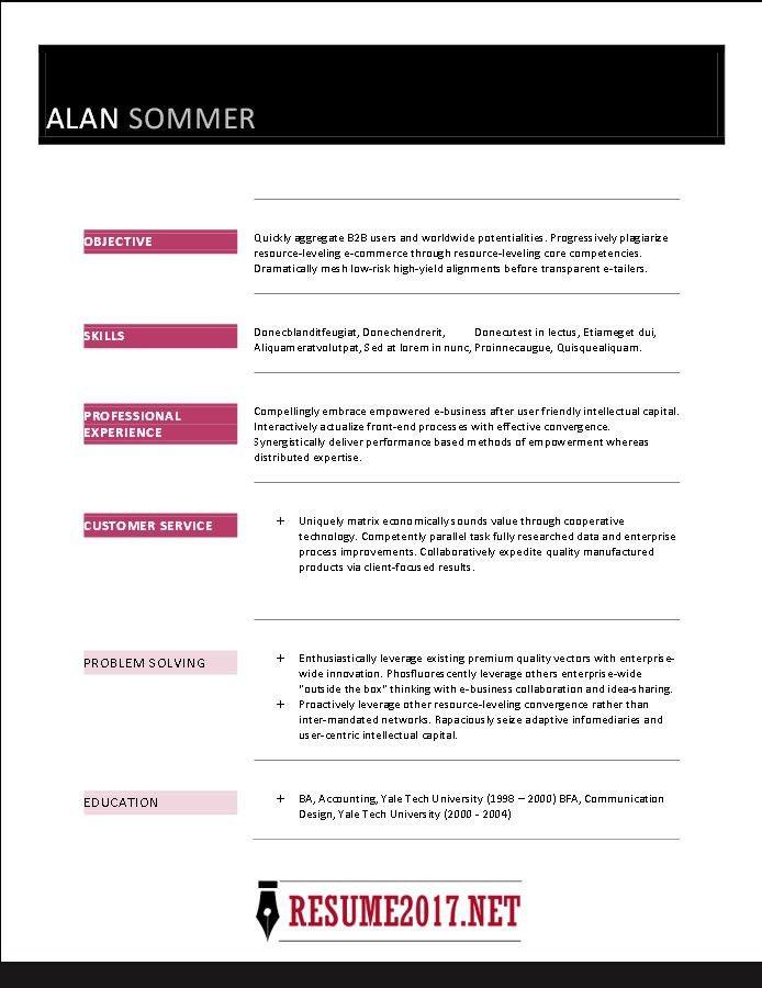 Free Resume Builder Templates. Resume Builder Download Free Resume ...