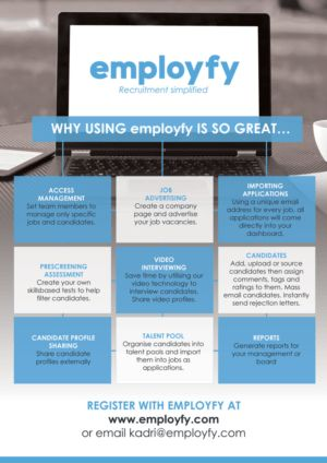 24 Bold Playful Employment Agency Flyer Designs for a Employment ...