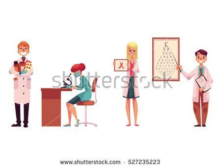 Doctors Pharmacist Laboratory Assistant Oncologist Ophthalmologist ...