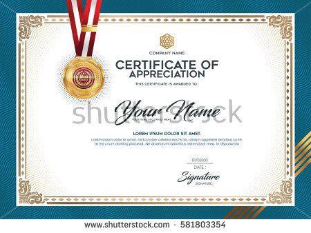 Modern Certificate Vectors - Download Free Vector Art, Stock ...