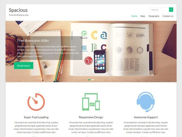 15 free WordPress themes worth their weight in gold - The Garage