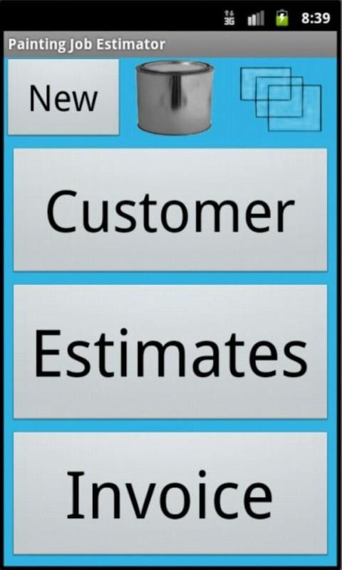 Paint Job Estimator - Android Apps on Google Play
