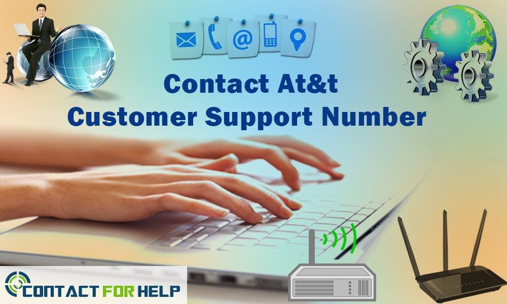 Panoramio - Photo of AT&T Internet Customer Service Number