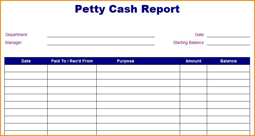 Petty Cash Template.Petty Cash Voucher Sample.jpg - Loan ...