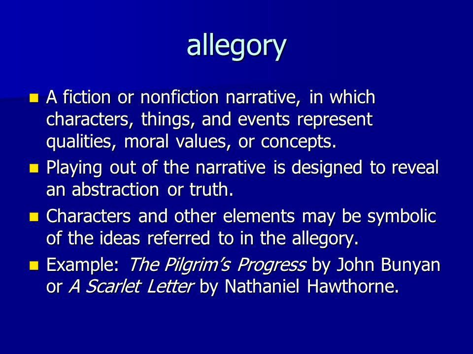 Literary and Rhetorical Terms - ppt download