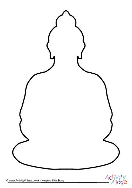Bodhi Leaf Template