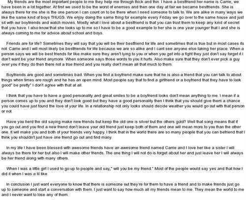 sample college personal statement essays professional college ...