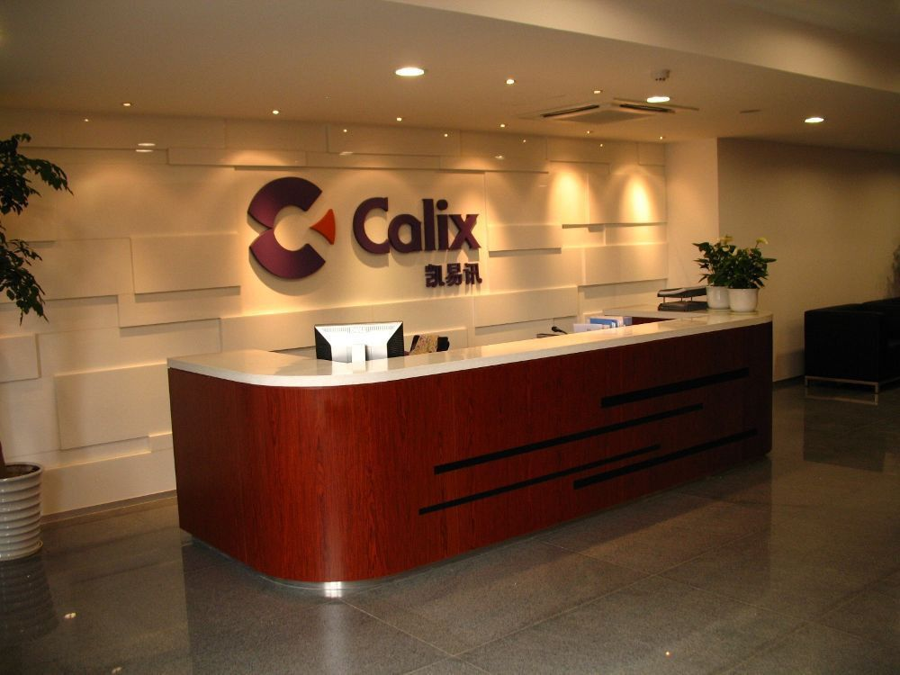 Front Desk Reception - APAC O... - Calix Office Photo | Glassdoor