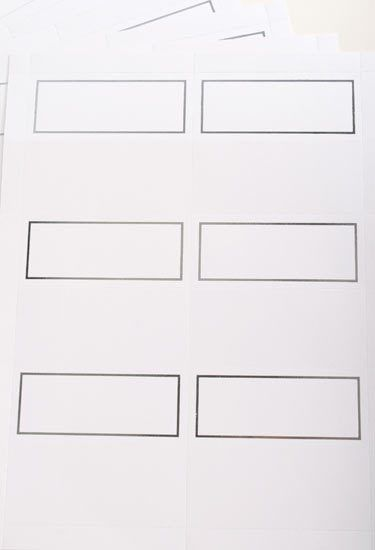 28+ Free Place Card Templates 6 Per Page | Place Card Template 6 ...
