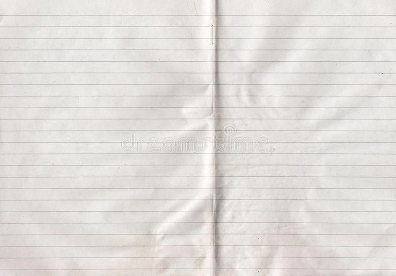 Double Sheet Lined Paper Royalty Free Stock Photo - Image: 37469175