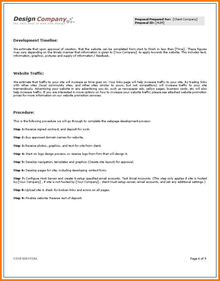 4 job proposal | Receipt Templates