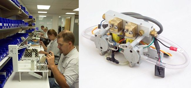 Electro-Mechanical Assembly, contract manufacturer, contract ...