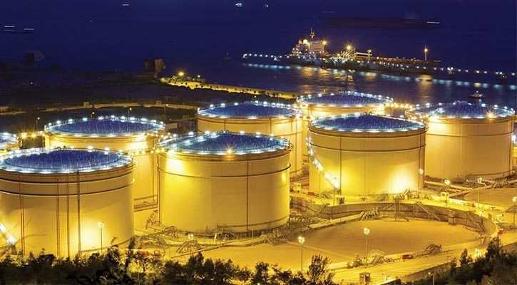 Tank Cleaning Crude Oil Storage - FQE Chemicals