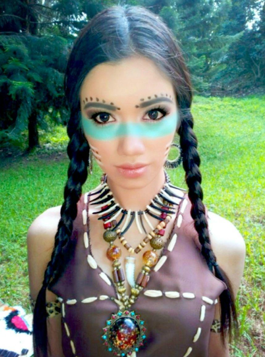 Maquillage Indien Indiens Du0026#39;amu00e9rique And Indien On Pinterest