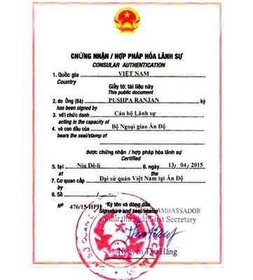 Exports/Commercial/Degree/Birth/Marriage/PCC/Affidavit Certificate ...