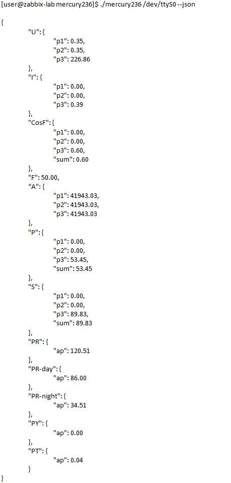 Zabbix 3.4: Mass data collection using Mercury and smartmontools ...