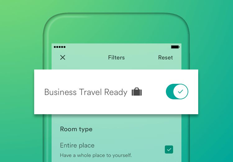Corporate & Business Travel on Airbnb