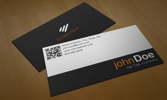Free Professional Business Card Template | Alex Thorpe