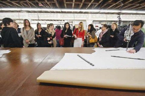 San Francisco striving to weave together style, manufacturing to ...