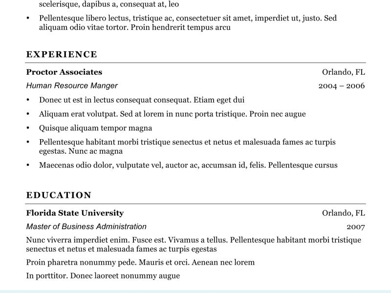how to write great resume download how to write the best resume