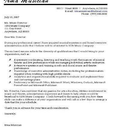 career change cover letter sample - Writing Resume Sample ...