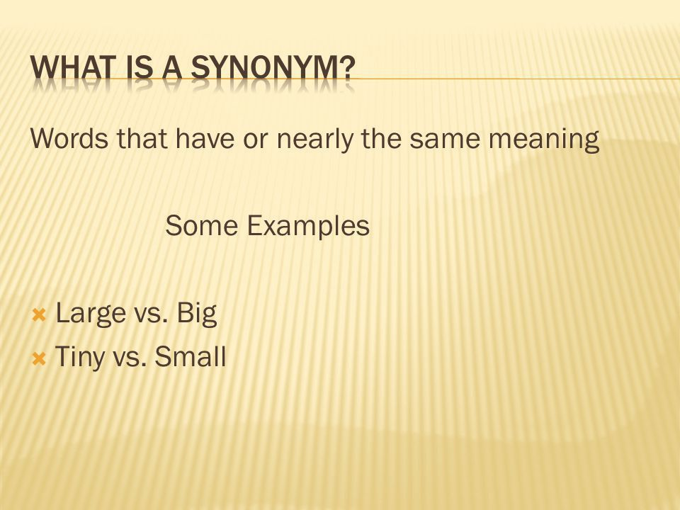 Synonyms & Antonyms. - ppt video online download