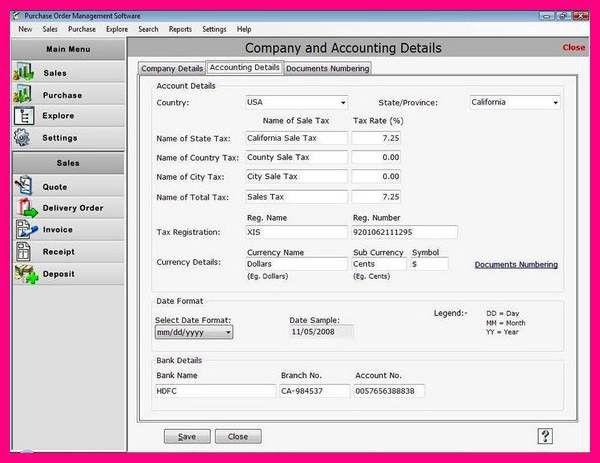 8 Specimen Application Form Free Download