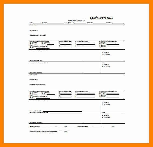 Treatment Plan Templates. Forms Every Counselor Needs! Individual ...
