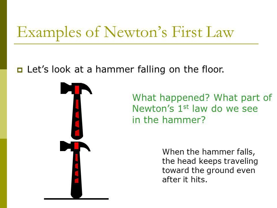 Purpose Students will learn about Newton's Laws. Students will ...