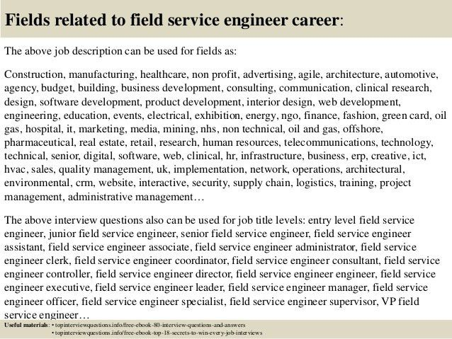 Download Construction Field Engineer Sample Resume ...