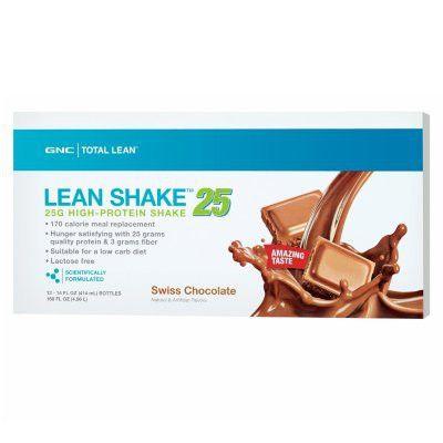 GNC Total Lean™ Lean Shake™ 25 Ready-to-Drink - Sam's Club