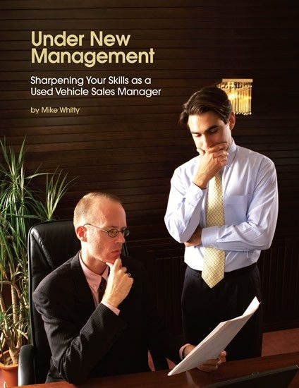 Auto Sales Manager Training, Auto Sales Training, Automotive Sales ...