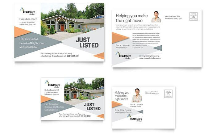 Marketing Materials for Realtors – DIY Printable Templates ...
