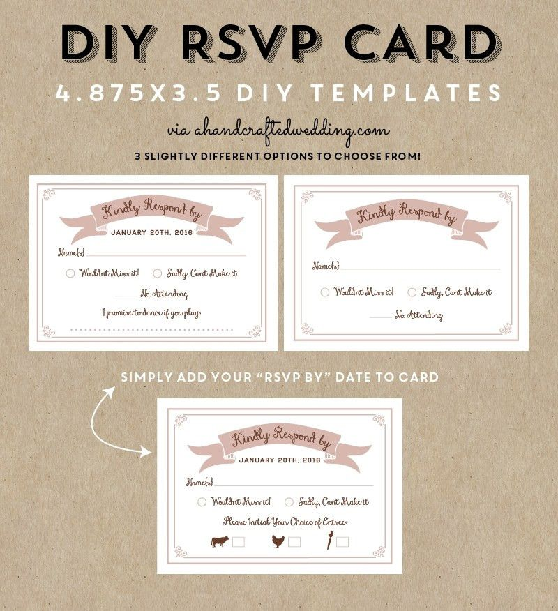 Free Rsvp Template. wedding abroad invites 2016 invitation ideas ...