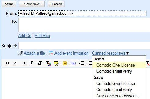 Techno Hub: Use Email Templates in Gmail – How to