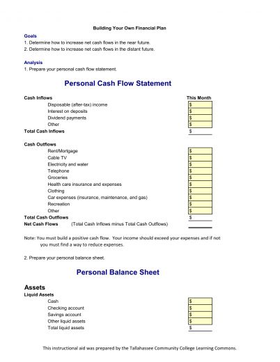 Download Income Statement and Balance Sheet Template | Excel | PDF ...