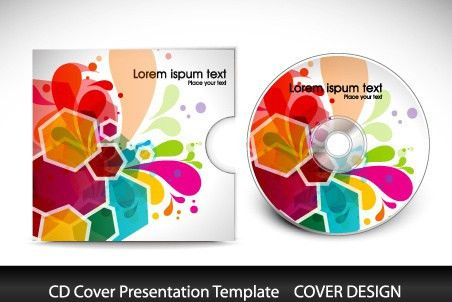 Cd cover corel draw template free vector download (103,827 Free ...