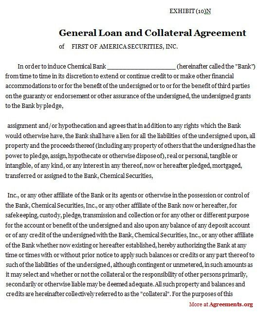 Sample Construction Loan Agreement. Acquisition And Construction ...