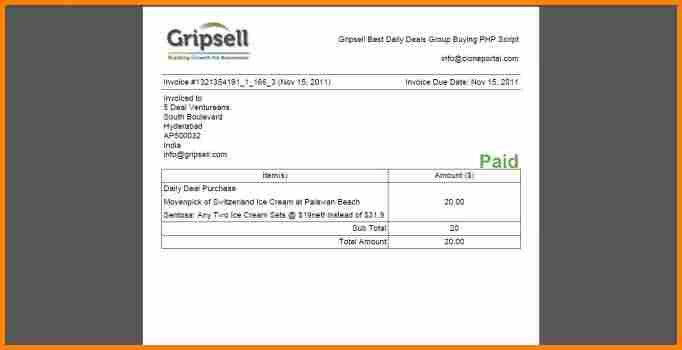 Paid Receipt, amazing fee receipt format pictures - sample resumes ...