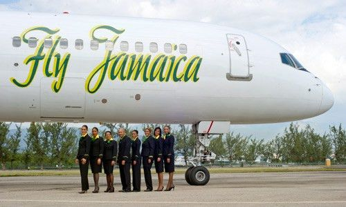 Fly Jamaica – Active Voice