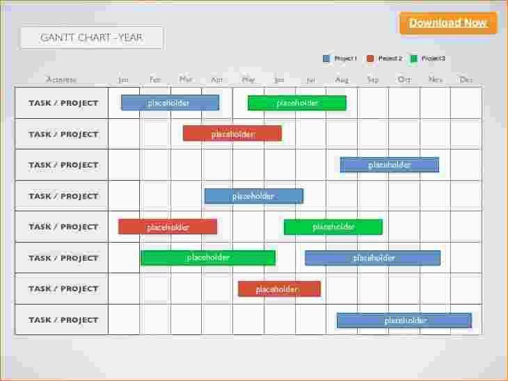 5+ gantt chart template   Ganttchart Template