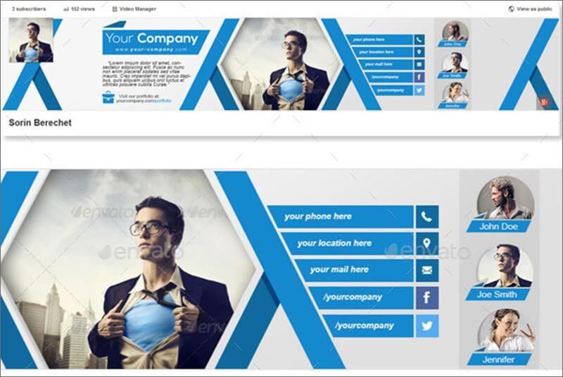 PSD Banner Templates Free Download - Creativetemplate   Creative ...