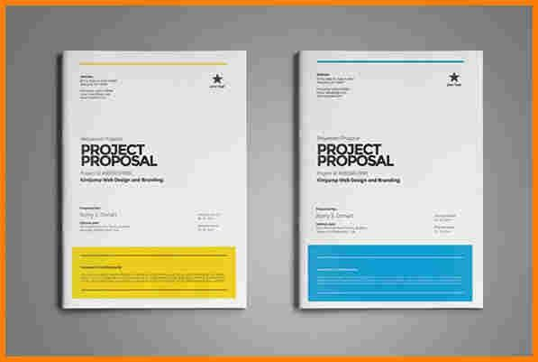proposal template word | Proposal Template 2017
