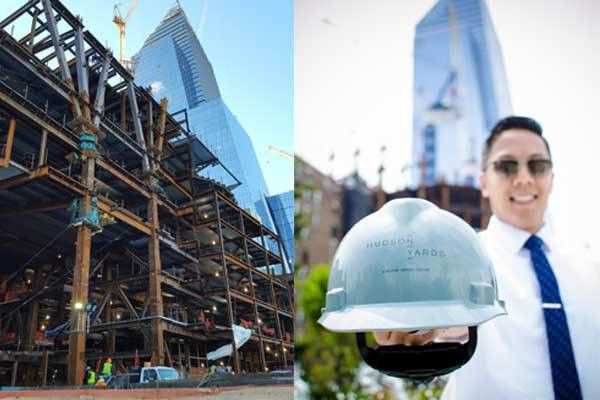 Durham School alum building new career amid massive New York ...