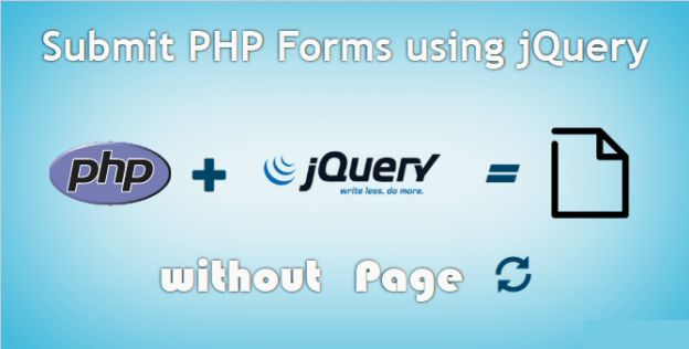 Jquery Ajax Post Example For Submitting AJAX Forms in PHP