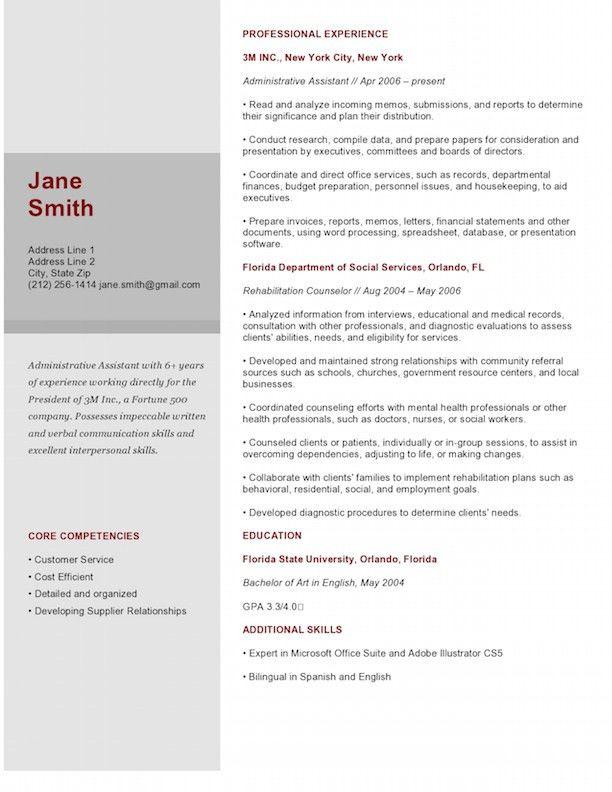 Graphic Design Resume Sample & Writing Guide | RG