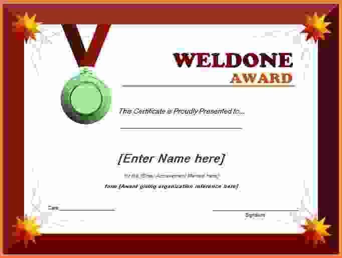 Award Certificate Template Word.award Certificate Template.png ...