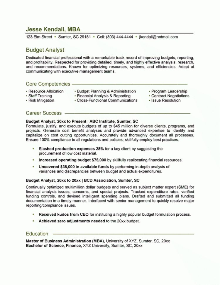 Market Research Analyst Resume Template Market Analyst Resume ...