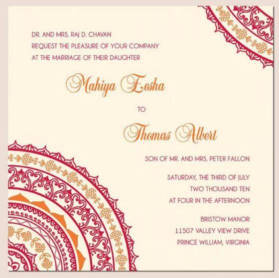 Wedding Reception Invitations Sample Wording - Wedding Invitation ...